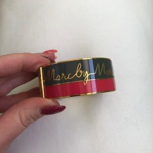 Marc by Marc Jacobs Thick Bangle Bracelet